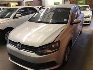 2018 VW Polo 1.4 Trendline