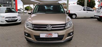 2013 VW Tiguan 1.4TSI Comfortline