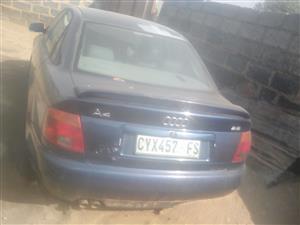 2000 Audi A4 3.2 quattro
