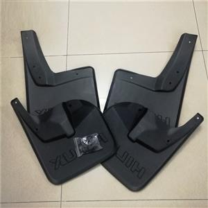 TOYOTA HILUX 2016/18 Brand New 4pcs set Mud Flaps Front and Rear for sale Price R595