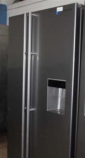 S033394A Samsung double door fridge #Rosettenvillepawnshop