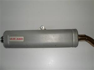Air Age Exhaust for Honda  XR