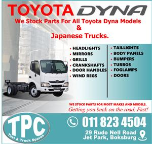 Toyota Dyna Cylinder Heads For Sale