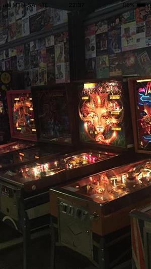 Pinball machines wanted, for sale, looking for pinball machine
