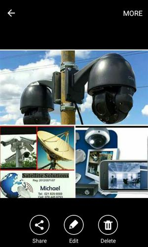 CCTV AND DSTV INSTALLATION