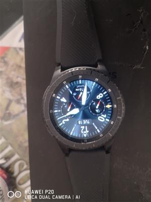 Samsung Galaxy SM-760 Gear S3 Smartwatch