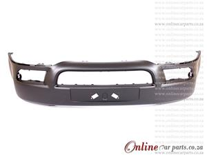 Toyota Verso 180I Front Bumper With Fog Light Fog Lamp Holes Primed P4 2004-2008