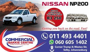nissan np200 1.6 8v k7m cylinder head
