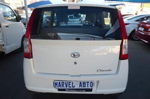 2005 Daihatsu Charade 1.0 Celeb automatic