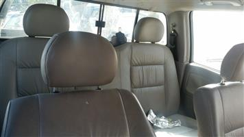 ISUZU KB 300 SEATS FOR SALE