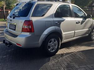 2006 Kia Sorento 2.5 CRDi 4x4 automatic