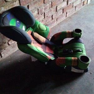 Ninja turtles car chair