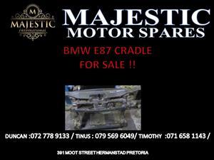 BMW E87 CRADLE