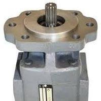 PTO pumps hydraulic system