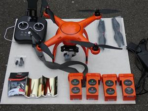 Autel Robotics X-Star Premium Drone With 4k Camera, 4 Batteries and Accessories