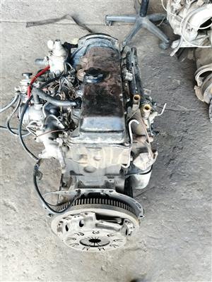 Toyota 2L engine