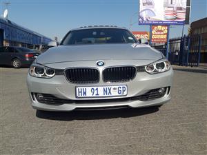 2014 BMW 3 Series 320i steptronic