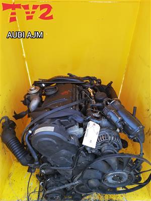 AUDI- AJM ENGINE FOR SALE