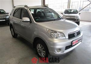 2011 Daihatsu Terios Long 1.5 7 seater automatic