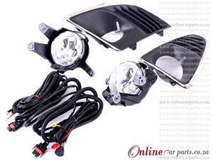 Chevrolet Cruze Fog Light Assembly + CSR Sets 2012-
