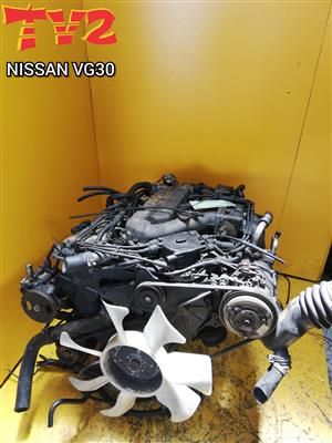 NISSAN- VG30 ENGINE FOR SALE