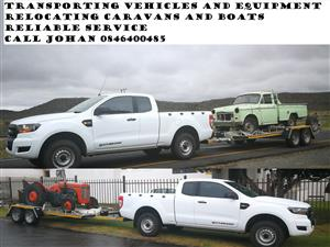 transporting vehicles and equipment country wide loads up ti 3 tons