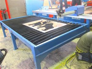 P-0606 MetalWise Lite CNC Plasma/Flame Cutting Machine 600x600mm, Stepper Motor, Flame