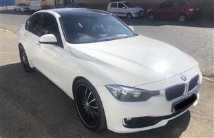 2013 BMW 3 Series 335i Dynamic Edition steptronic