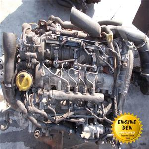 OPEL ASTRA 1.9L DTH Z19DTH USED ENGINE