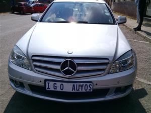 2010 Mercedes Benz CLC 200 Kompressor
