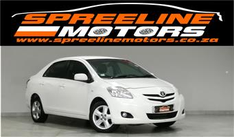 2007 Toyota Yaris 1.3 T3+ 5 door automatic