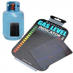 Gas Bottle Level Indicator