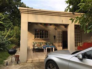 Garden cottage to rent in Vereeniging