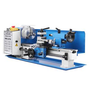 180mm variable speed mini bench lathe
