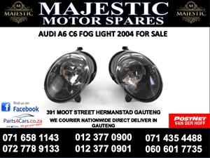 Audi A6 C6 fog lights for sale