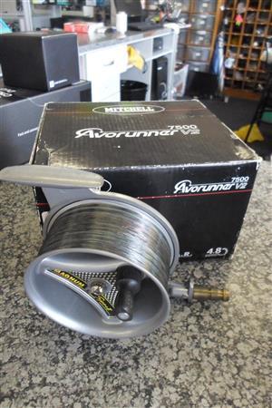 Mitchell Avorunner 7500 V2 Reels