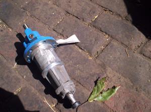 Allweiler screw pumps x two