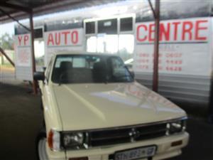 1998 Toyota Hilux 2.8GD 6 4x4 Raider