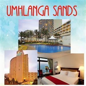 Umhlanga Sands (23 - 30 June ~ School Holidays)