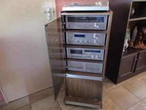 Vintage Pioneer Sound System