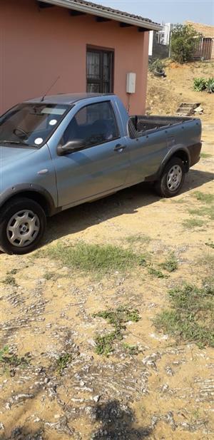 2008 Fiat Strada 1.2 EL
