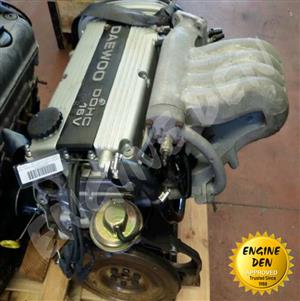 DAEWOO CIELO 1.5 SOHC A15MF ENGINE USED