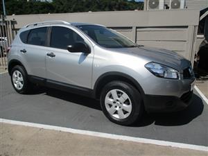 2012 Nissan Qashqai 1.6 Visia