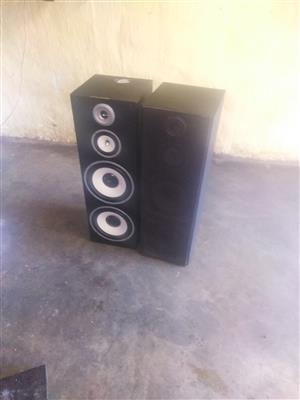 Speakers high powered