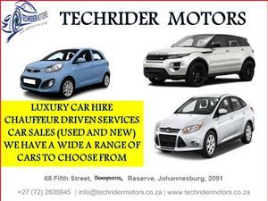 Affodable car rentals and car sales