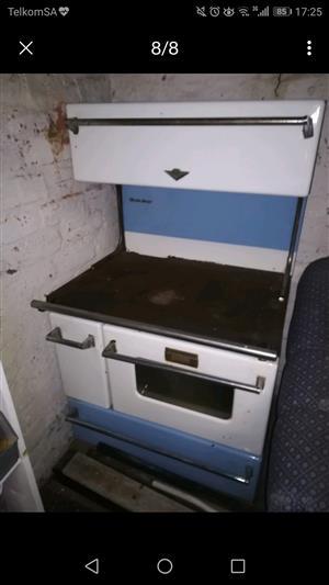 Defy Ruby Coal stove