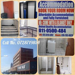 Student Accommodation in Vaal (Vereeniging) for this year and next year
