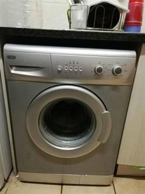 Defy automaid washing machine