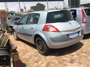 Renault Megan 1.6 16V Complete vehicle stripping for spares