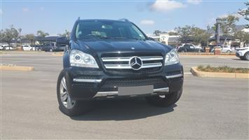2011 Mercedes Benz GL 500